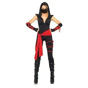 Ninja Halloween Costume for women